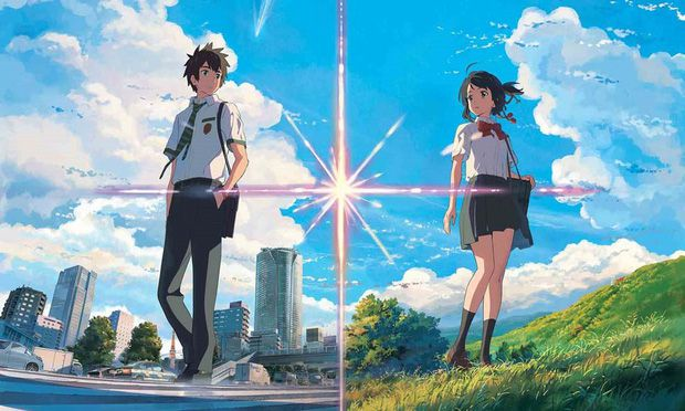 Top những bộ anime có nhạc phim hay nhất - Phim hoạt hình Nhật Bản (4)