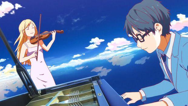 Top những bộ anime có nhạc phim hay nhất - Phim hoạt hình Nhật Bản (8)
