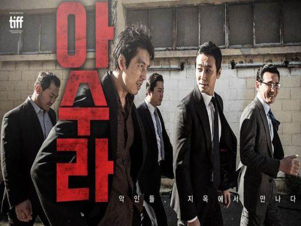 Top những bộ phim xã hội đen Hàn Quốc hay được yêu thích nhất (6)