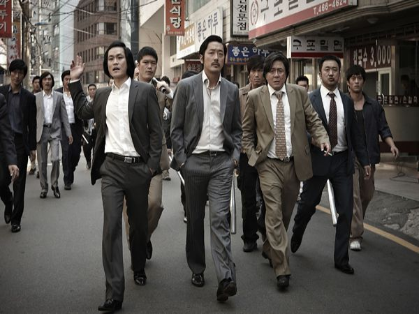 Top những bộ phim xã hội đen Hàn Quốc hay được yêu thích nhất (7)