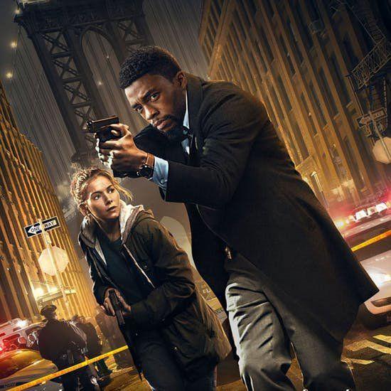 """Phim hành động trinh thám 21 Bridges nhạt nhòa dù có """"Black Panther"""" (2)"""
