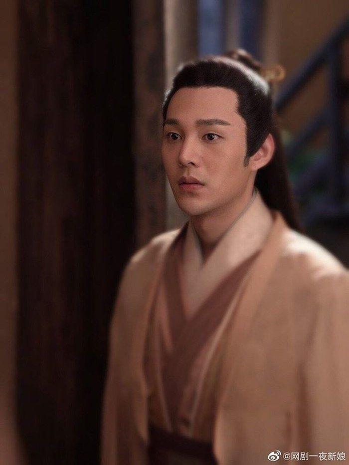 Viên Hạo Tần Tượng Thành: Bản sao của Đặng Luân và Jimin (BTS) - 2