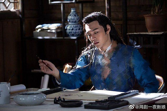 Viên Hạo Tần Tượng Thành: Bản sao của Đặng Luân và Jimin (BTS) - 4