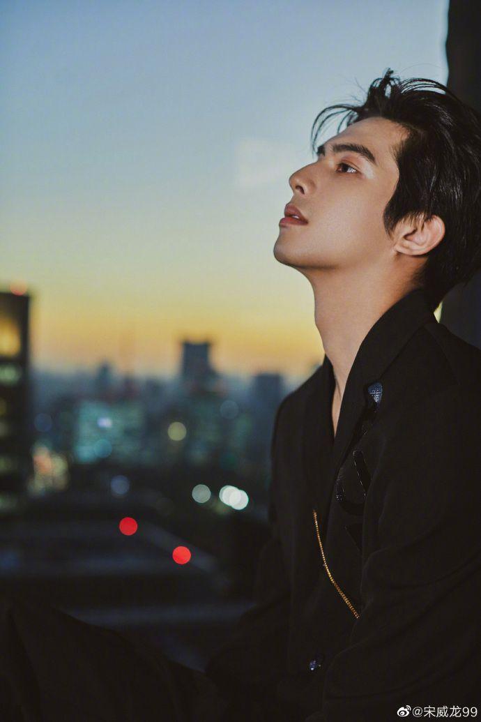 Tống Uy Long profile: Thông tin tiểu sử chàng hot boy sinh năm 99 (2)