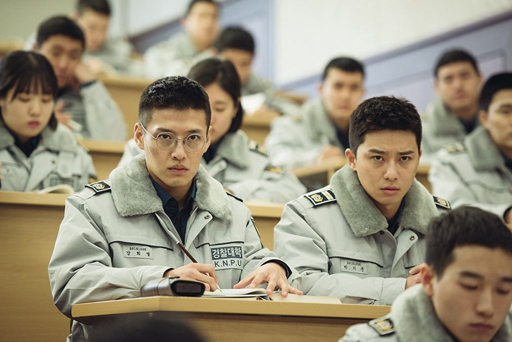 Tổng hợp phim lẻ hành động Hàn Quốc hay nhất 2017 – P1