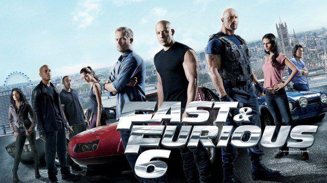 Tổng hợp các phần của series phim hành động tốc độ 'Fast & Furious'