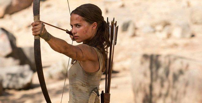 Tomb Raider 2 ấn định ngày phát hành, Alicia Vikander tiếp tục làm nữ chính