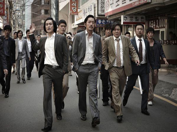 Top những bộ phim xã hội đen Hàn Quốc hay được yêu thích nhất